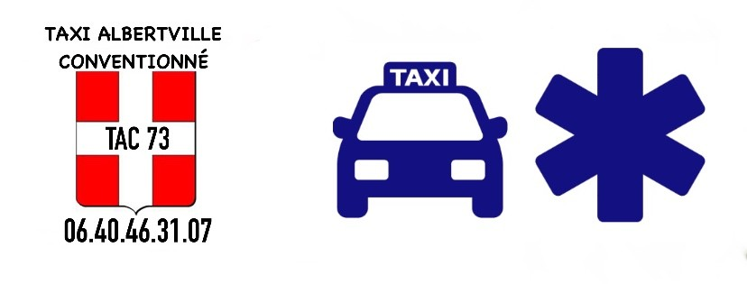 Taxi Albertville Conventionné au 06.40.46.31.07.