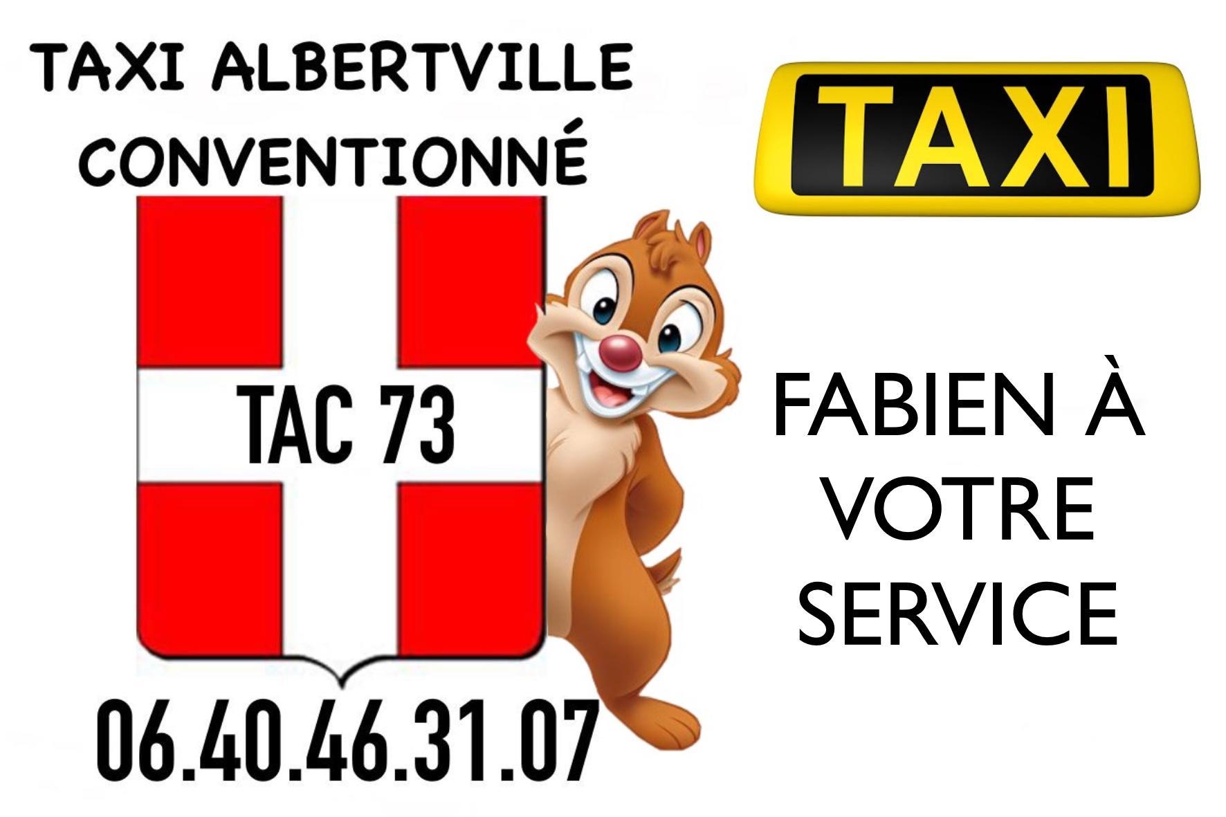 Taxi Conventionné Albertville